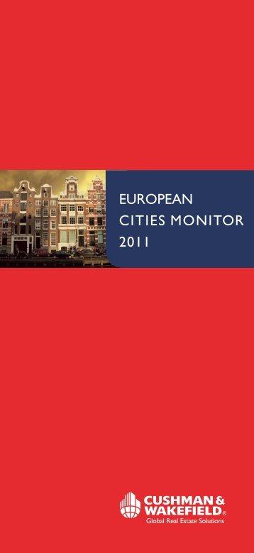 european cities monitor 2011 - Berlin Partner GmbH