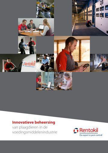 Download Voedingsmiddelenindustrie Brochure PDF ... - Rentokil