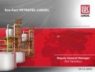 petrotel-lukoil refinery - Petroleumclub.ro