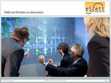 Folie 1 - ESZETT GmbH & Co KG