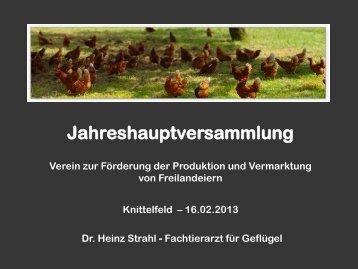Raubmilben - Dr. Heinz Strahl