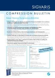 Compression Bulletin 14 - Sigvaris