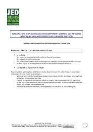 elaboration d'un schema de developpement ... - Pays Midi-Quercy