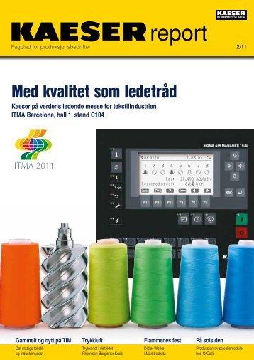 report - Trykkluft Teknikk AS