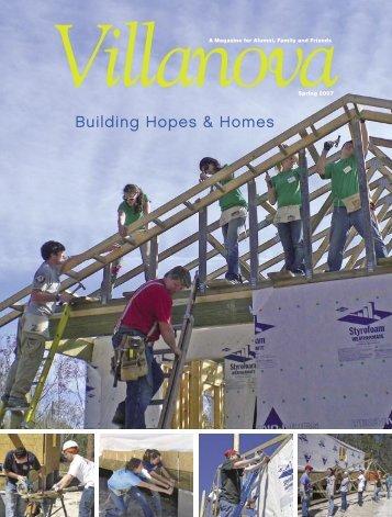 Vil_Spring_07 LIVE8.indd - Villanova University