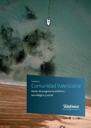 Comunidad Valenciana - Atlas de Telefónica