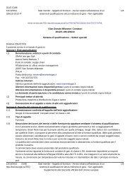 I-San Donato Milanese: Contatori - Snam