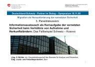 Buehler PowerPoint-Folien - Partner im Dialog