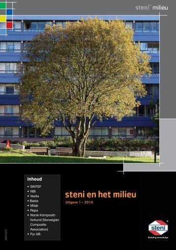 steni en het milieu - Stedebouw en Architectuur