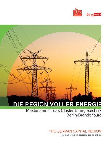 DIE REGION VOLLER ENERGIE - Berlin Business Location Center
