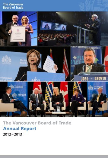 to download the report [PDF] - Vancouver Board of Trade