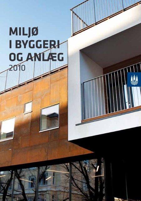 Miljø i byggeri og anlæg - 2010 - Itera