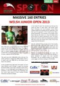 Issue 22 - Squash Wales - Page 2