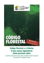Código Florestal e a Ciência: O que nossos ... - Ministério Público