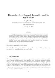 Dimension-Free Harnack Inequality and Its Applications ∗
