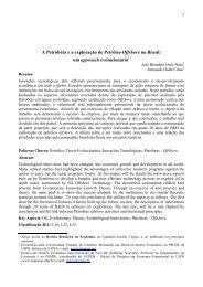 A Petrobrás ea exploração de Petróleo Offshore no Brasil - Revista ...