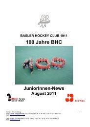 Junioren-News August 11 A4 Web - Basler HC