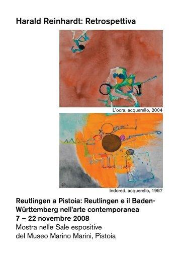 Harald Reinhardt: Retrospettiva - DEKART