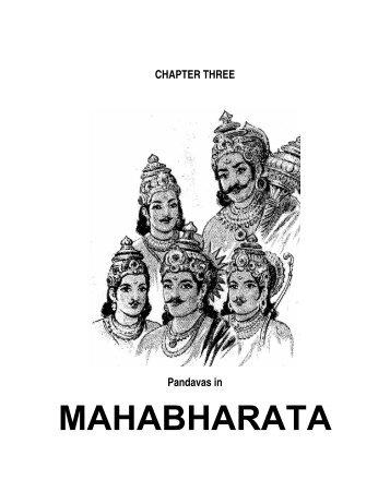 Year III-Chap.3-MAHABHARATA - Ygic.us