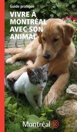 vivre_montreal_animal_guide_pratique