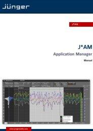 JAM manual 130430.pdf - Jünger Audio