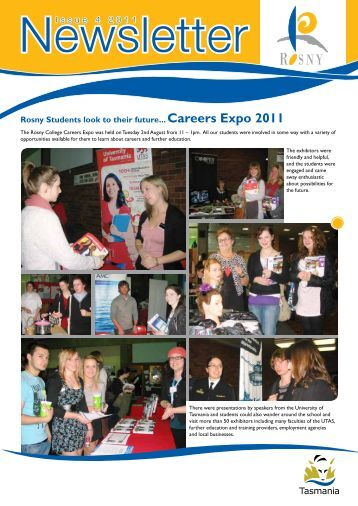 Newsletter Issue 4 2011.pdf - Department of Education Schools ...
