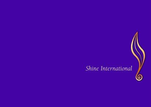 Shine International - iVent Services