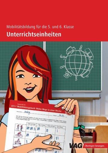 Unterrichtseinheiten - VAG