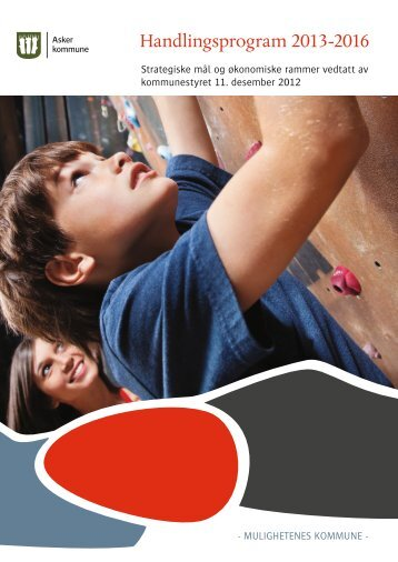 Handlingsprogrammet 2013-2016 - Asker kommune