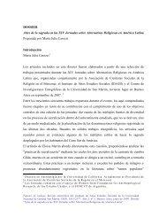 DOSSIER Artes de lo sagrado en las XIV Jornadas sobre ...
