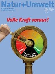 Heft 3-2012 - Bund Naturschutz in Bayern eV