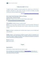"""""""7 Dias com m os media """" (3-9 maio) - RTP"""
