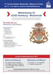 Mühlenkamp 43 22303 Hamburg - Karl-Heinz Cortrie GmbH