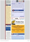 President's Message Activities Domestic Digest World Watch ... - Page 2