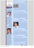 President's Message Activities Domestic Digest World Watch ... - Page 3