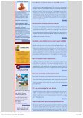 President's Message Activities Domestic Digest World Watch ... - Page 6