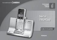 Série TRU9360 Série TRU9360