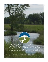 BOT Recruitment Promo 2011 - McHenry County Conservation District