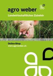Landwirtschaftliches Zubehör - Suisse Tier
