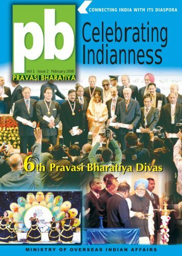 Pravasi Bharatiya Divas - Overseas Indian