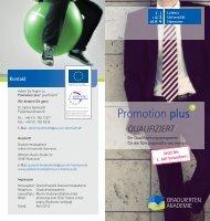 Flyer Promoplus_Q_05-04-2012.indd - Graduiertenakademie ...