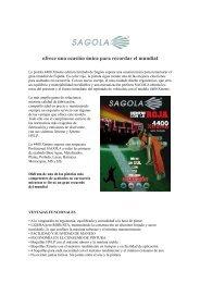 SAGOLA CON LA ROJA - El Chapista