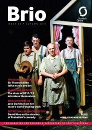 Brio Issue 05 Sept 11_Layout 1 - Scottish Opera