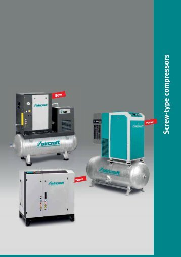 Screw-type compressors - DMK