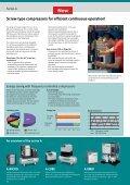 Screw-type compressors - DMK - Page 2