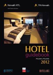Pobierz Hotel Guidebook 2012 - TPA Horwath