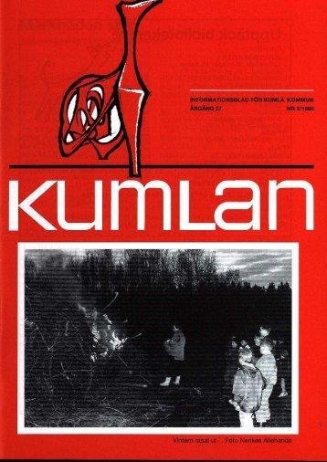 """""""Kumlan"""". - Kumla kommun"""