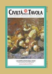 Aprile 2013 - Accademia Italiana della Cucina