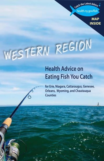 Western Region: Health Advice on Eating Fish ... - Genesee County