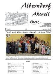 Ausgabe Nr. 30 Juli